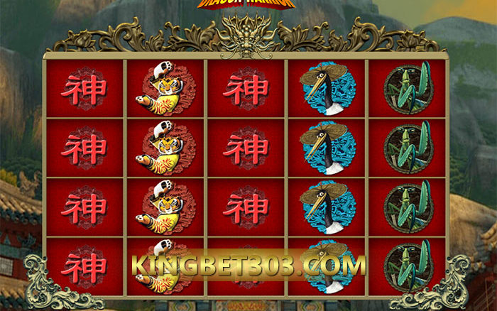 Dragon Warrior Fafa Slot