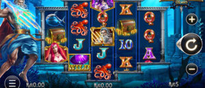 Game Poseidon Fafa Slot