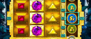 Slot Aztec Gems