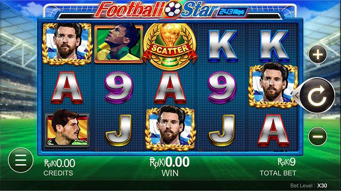 Slot Football Star