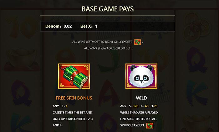 Slot Panda Panda