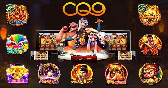 slot cq9 gaming